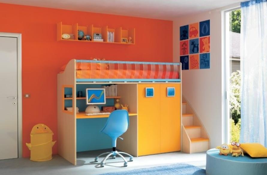Colores de cuartos para niños y niñas: Cómo elegir el mejor para decoracion.