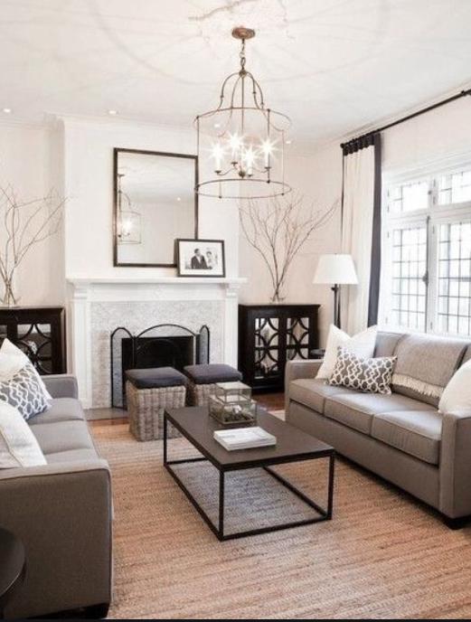 decoracion de salas modernas, living room decor