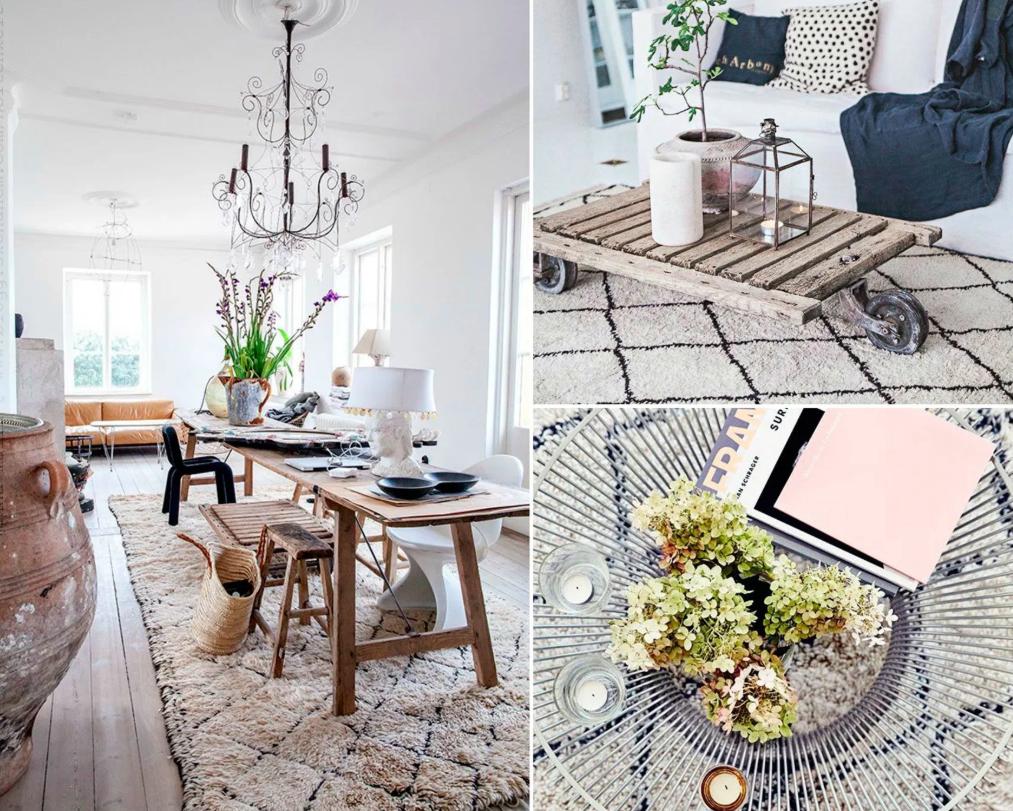 decora con alfombras marroquies precios, alfombras beni ouarain marruecos