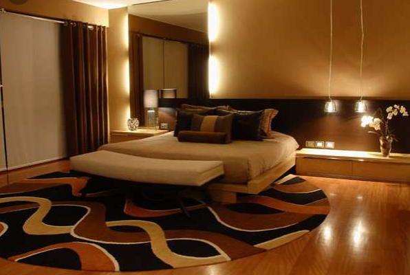 decoración de dormitorios matrimoniales sencillos