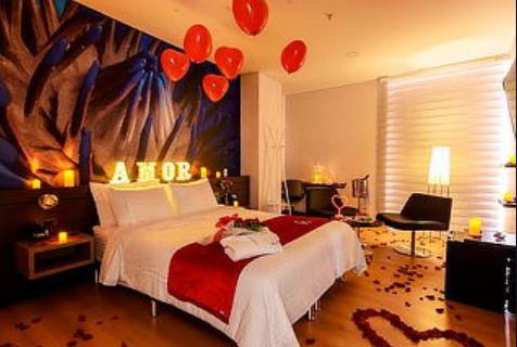 Habitaciones matrimoniales románticas cuartos.
