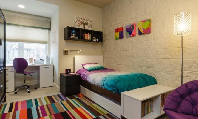 Como decorar una habitación juvenil