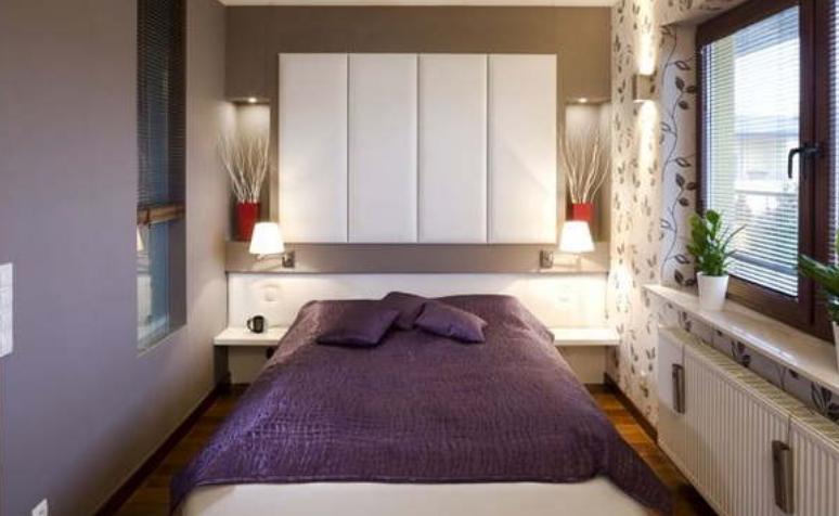 Decoraciones de cuartos o habitaciones pequeños para parejas jóvenes
