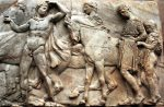 Mármoles-del-Partenón-griego