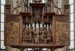 Tilman-Riemenschneider-Altar-de-la-Santa-Sangre-madera