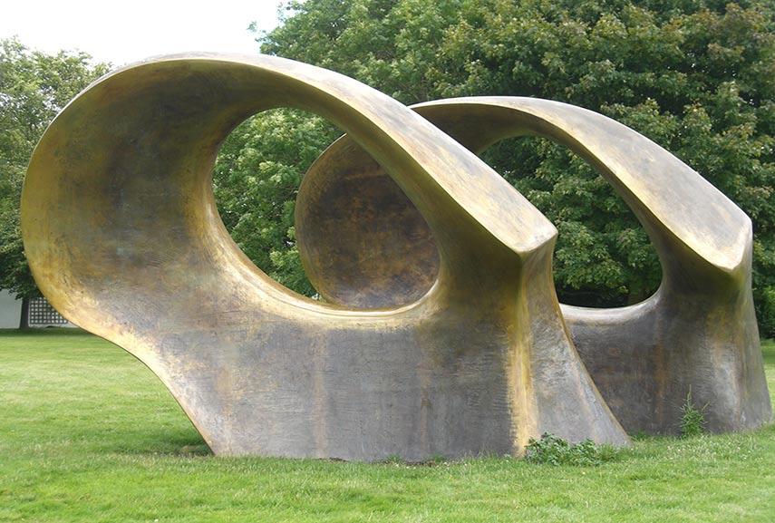 Escultura-Abstracta