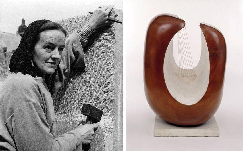 Barbara-Hepworth-forma-delphi-curva-abstraccion-lírica