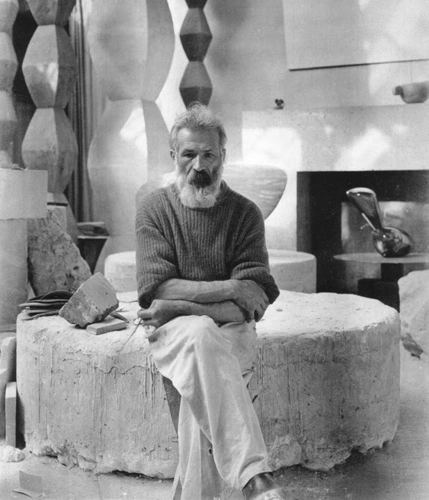 Constantin-Brancusi-escultores-más-famosos
