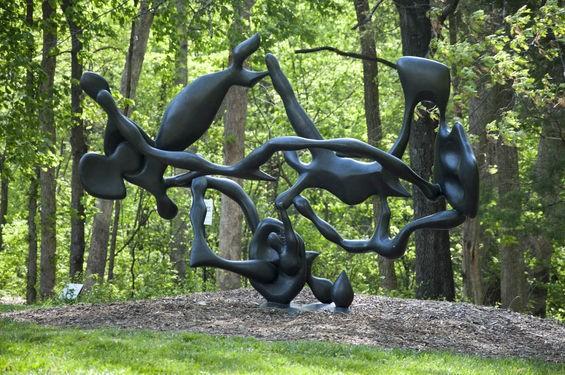 Esculturas-Laumeier-parque-de-escultura