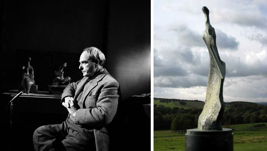Henry-Moore-arte-figurativo-y-abstracto