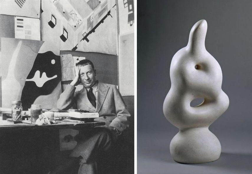 Jean-Arp-figura-mítica-diseño-abstracto
