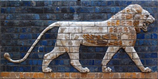 Leones-y-dragones-de-la-puerta-de-Ishtar-Babilonia