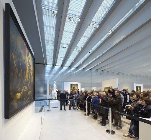 Museo-Louvre-famoso