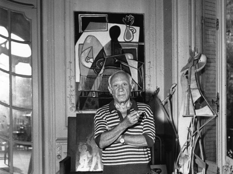 Famoso-artista-Picasso