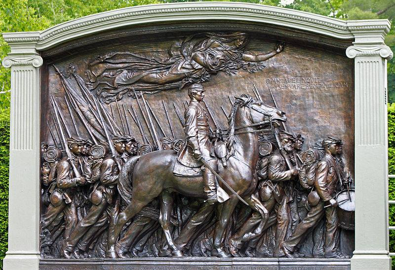 Robert-Gould-Shaw-Memorial