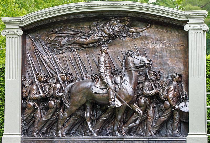Robert-Gould-Shaw-Memorial