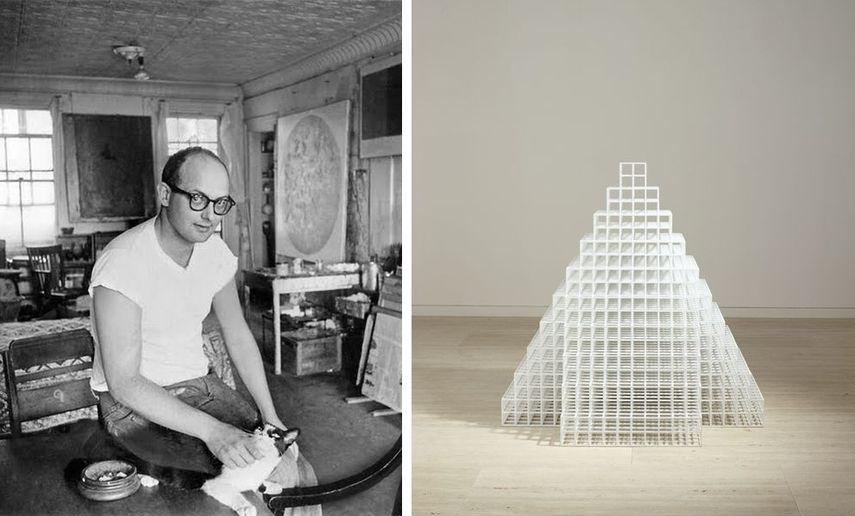 Sol-LeWitt-Piramide