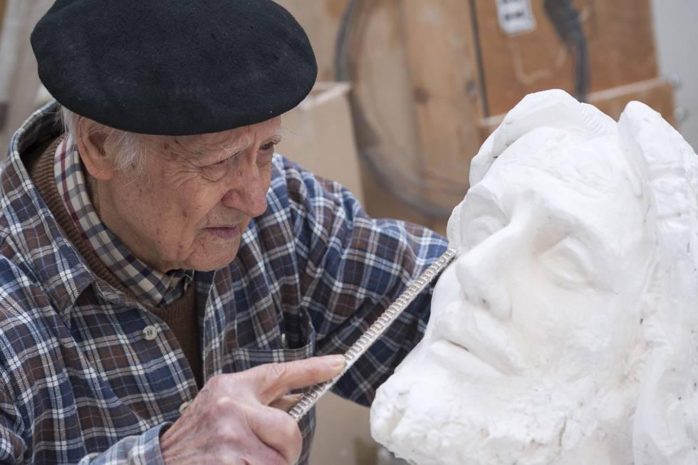 técnicas-de-escultura-mármol